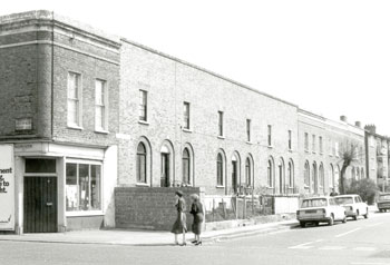 55-57 friary road, 1980. Click to enlarge
