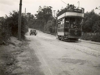 Courtleet Bottom, Erith Road, Barnehurst, Bexley, 1934 - click to enlarge