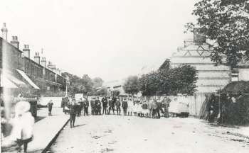 Bourne Road, Old Bexley, c. 1910