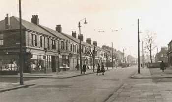 Bexley Road, Northumberland Heath, c. 1950