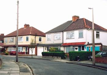 Jones Houses, Selwyn Crescent, Welling, 2002