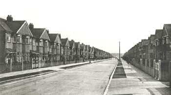 Sutherland Avenue, Welling, c. 1934