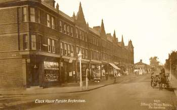 Clock House Parade, Beckenham, c. 1910