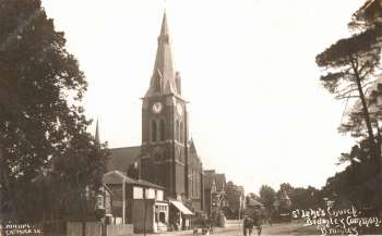 St Luke's Church, Bromley Common, c. 1925