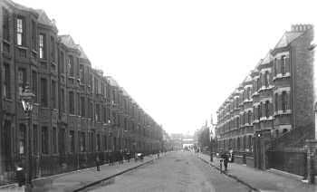 Hackford Road, Brixton, c. 1910