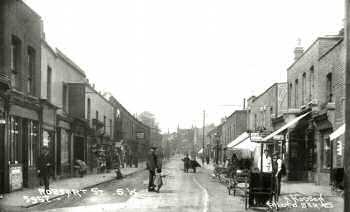 Robsart Street, Brixton, c. 1920