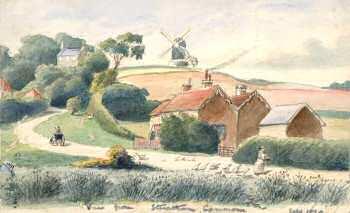 Streatham Common, 1870