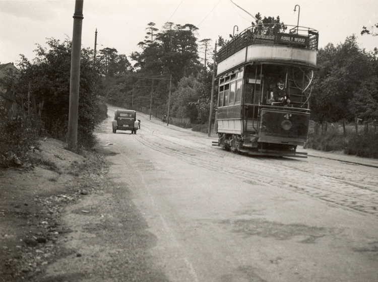 Courtleet Bottom, Erith Road, Barnehurst, Bexley, 1934 - click for smaller image