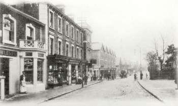 Bexley Road, Belvedere, c. 1904