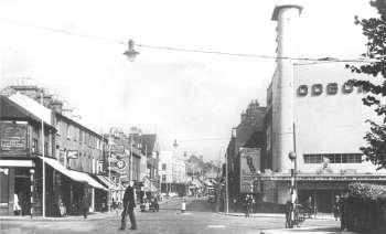 High Street, Erith, 1950