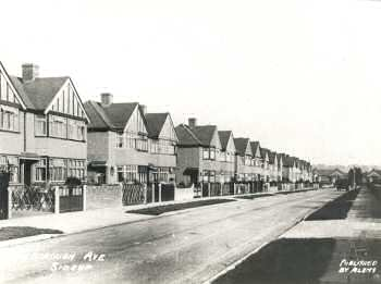 Harborough Avenue, Sidcup, c. 1935