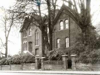33 Crystal Palace Park Road, Beckenham, 1968