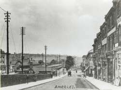 Anerley Station Road, Anerley, Penge, c. 1900