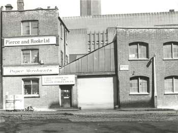 Hopton Street, Borough, 1977