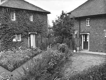 Brookehowse Road, Bellingham, 1964
