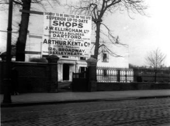 Broadway, Bexleyheath, 1933