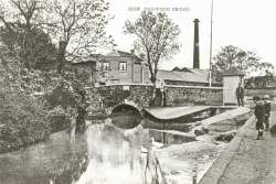 Crayford Bridge, Crayford, 1906