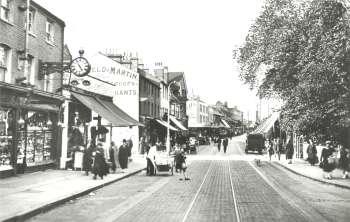 High Street, Erith, 1929