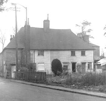 North Cray Road, North Cray, 1967