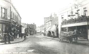 High Street, Sidcup, c. 1910