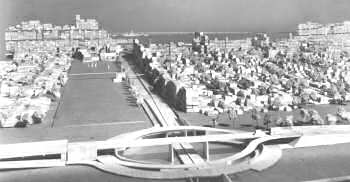 Thamesmead Model, 1968