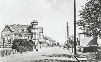 Bellegrove Road, Welling, 1910