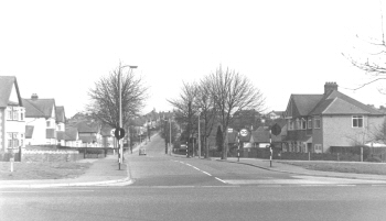 Hook Lane, Welling, 1951