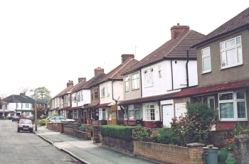 Lancelot Road, Welling, 2002