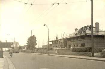 Upper Wickham Lane, Welling, 1954