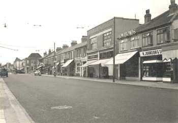 Welling High Street, Welling, 1951