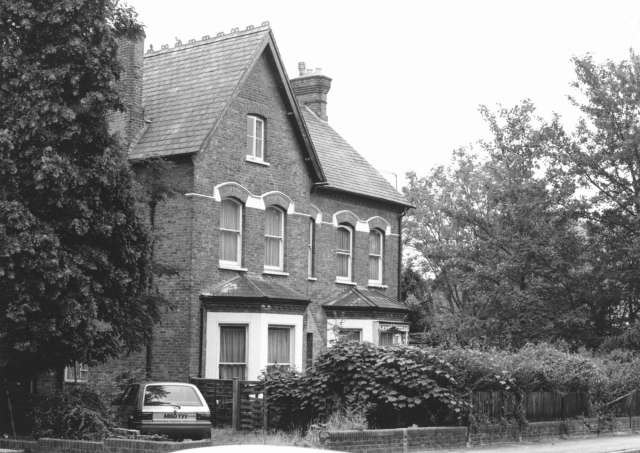12 Bromley Grove, Shortlands, Beckenham, 1984 - click for smaller image