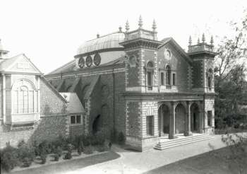 The Temple, St Mary Cray, Cray Valley, c. 1900