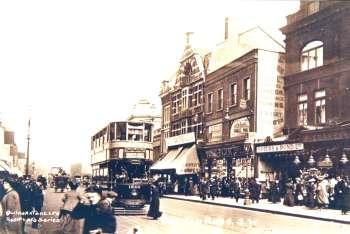 Brixton Road, Brixton, c. 1905