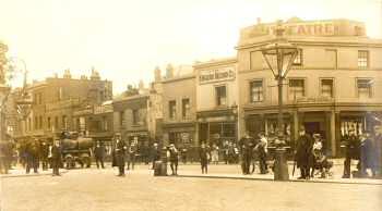 Coldharbour Lane, Brixton, 1889