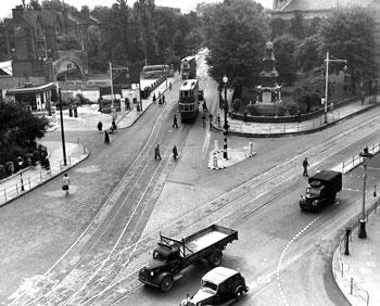 Effra Road, Brixton, c. 1940