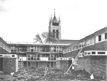 Lambert Road Development, Brixton, c. 1970