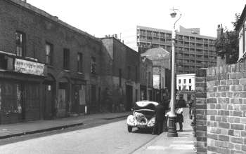 South Island Place, Brixton, 1964