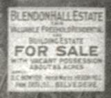 Danson Road, Bexleyheath, 1929