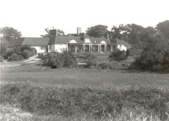 Langley Park Golf Clubhouse, Beckenham, c. 1918