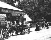 Streatham Hill Station, Streatham, c. 1910