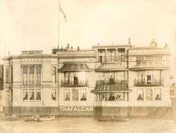 Trafalgar Tavern, Greenwich, c.1850