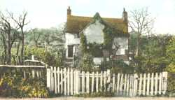 Pilgrim's Cottage, Wickham Lane, Plumstead, 1897