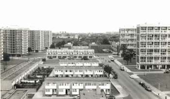 Loughborough Estate, Brixton, c. 1960