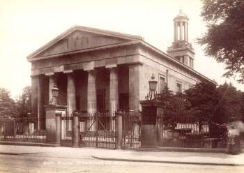 St Matthew's Church, Brixton, 1898