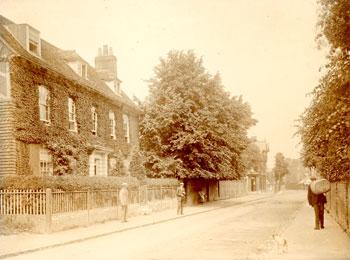 Aynscomb House, High Street, Orpington