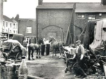 Stables, South Island Place, Brixton, 1964