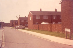 Ampleforth Road, Abbey Wood, 1968