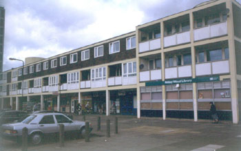 Eynsham Drive, Abbey Wood, 2002