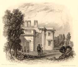 Thrale House, Streatham, c. 1775