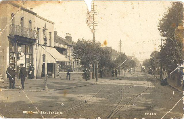Broadway, Bexleyheath c.1910